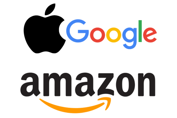 Apple - Google - Amazon - As Marcas mais valiosa do mundo em 2019