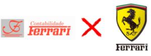 contabilidade ferrari X ferrari - registro de marca online - brapex digital